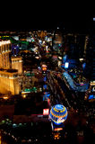Las Vegas at night Royalty Free Stock Images