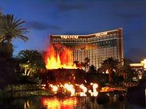 Las Vegas Nightlife Royalty Free Stock Photo