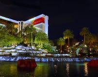 Las Vegas Nightlife Stock Photos