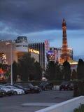 Las Vegas Nightlife Royalty Free Stock Photos