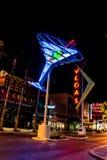 Las Vegas Nights Royalty Free Stock Photos