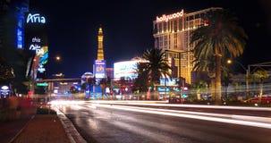 las Vegas noc Zdjęcie Royalty Free