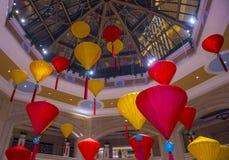 Las Vegas, nouvelle année chinoise vénitienne Image stock