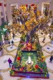 Las Vegas, nouvelle année chinoise vénitienne Images stock