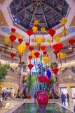 Las Vegas, nouvelle année chinoise vénitienne Image libre de droits