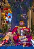 Las Vegas, nouvelle année chinoise vénitienne Photo stock