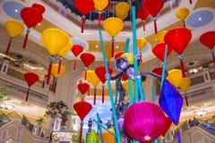 Las Vegas, nouvelle année chinoise vénitienne Photo libre de droits