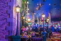 Las Vegas Nowy Jork hotel Zdjęcie Royalty Free