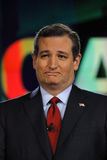 LAS VEGAS, NV - 15 DECEMBER: Republikeinse presidentiële kandidaat de V.S. Senator Ted Cruz bij het republikeinse presidentiële d stock foto's