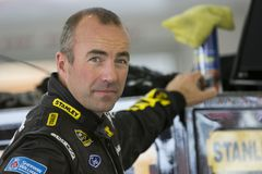 NASCAR: Marcos Ambrose Stock Photos