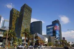 LAS VEGAS NV - SEPTEMBER 04: Den Las Vegas remsan på September 04 Royaltyfri Fotografi
