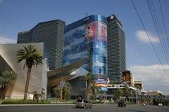 LAS VEGAS NV - SEPTEMBER 04: The Las Vegas Strip on September 04 Stock Photos