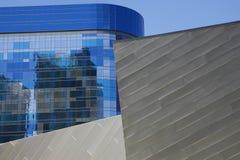 LAS VEGAS NV - SEPTEMBER 04: The Las Vegas Strip on September 04 Stock Images
