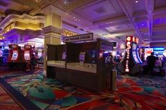 Free Las Vegas, NV/USA - 7 June 2020: Hand Washing Station At The Bellagio Resort & Casino Royalty Free Stock Photos - 186297258