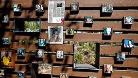 The Las Vegas Community Healing Garden Stock Photos