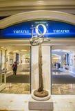 Las Vegas O Royalty-vrije Stock Fotografie