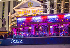 Las Vegas , Omnia Night club Royalty Free Stock Photos