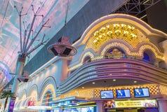 Las Vegas, pépite d'or Photographie stock libre de droits