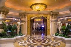 Las Vegas, palácio de Ceasars Imagem de Stock