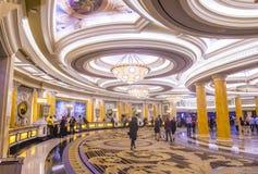 Las Vegas, palácio de Ceasars Fotos de Stock Royalty Free