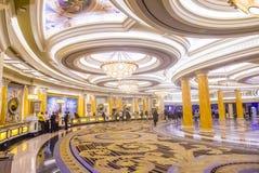 Las Vegas, palácio de Ceasars Imagens de Stock