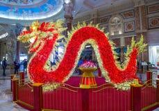Las Vegas, palacio de Ceasars Imagen de archivo