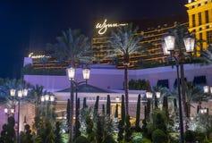 Las Vegas, Palazzo Royalty-vrije Stock Afbeelding