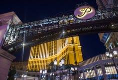 Las Vegas Palazzo Royaltyfri Fotografi