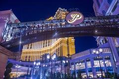 Las Vegas, Palazzo Fotografia Stock