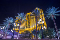 Las Vegas, Palazzo Stock Fotografie