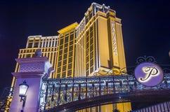 Las Vegas Palazzo Royaltyfri Bild