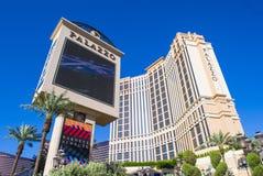 Las Vegas Palazzo Royaltyfria Foton