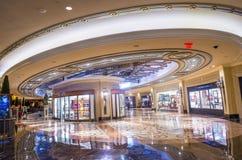 Las Vegas - Palazzo-binnenland Royalty-vrije Stock Foto
