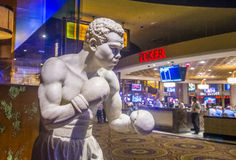Las Vegas, palazzo di Ceasars Fotografie Stock Libere da Diritti