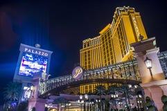 Las Vegas , Palazzo Royalty Free Stock Photos