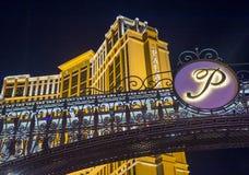 Las Vegas , Palazzo Royalty Free Stock Photography