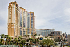 Las Vegas Palazzo hotel and casino Royalty Free Stock Photography