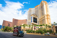 Las Vegas Palazzo hotel and casino Stock Image