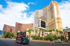 Las Vegas Palazzo hotel and casino Stock Image