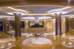 Las Vegas- - Palazzo-Innenraum Lizenzfreies Stockbild