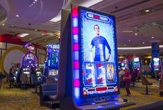 Las Vegas Palazzo interior Royalty Free Stock Photo