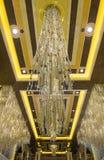 Las Vegas, Palazzo wnętrze - Zdjęcie Stock