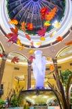 Las Vegas Palazzo wnętrze Obraz Royalty Free