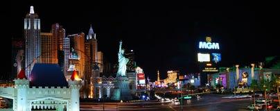 Las Vegas Panorama Stock Image