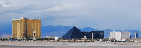 Las Vegas panorama Stock Photography