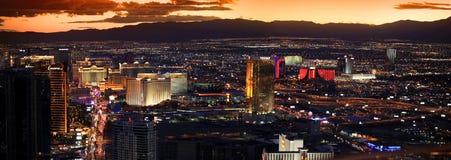 Las Vegas panorama Stock Photos