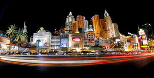 Las Vegas Panoramic  Stock Images