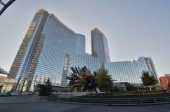 Las Vegas par jour Photos stock