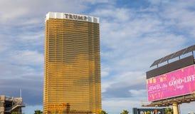 Las Vegas par jour Image stock