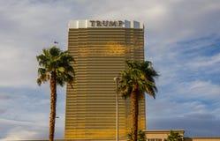 Las Vegas par jour Images libres de droits